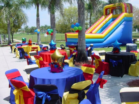 Boca Raton Party Rental Party Rental Decorations